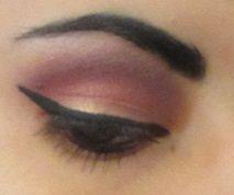 Sunrise Gradient Eyeshadow (Affordable Looks :)