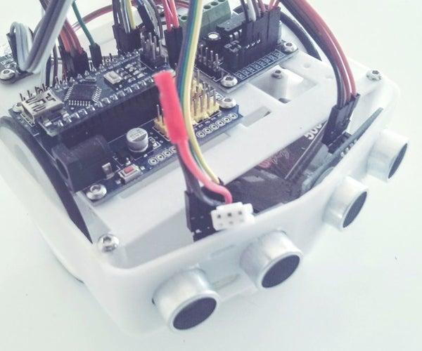 Bob the Robot - Arduino Robot Framework