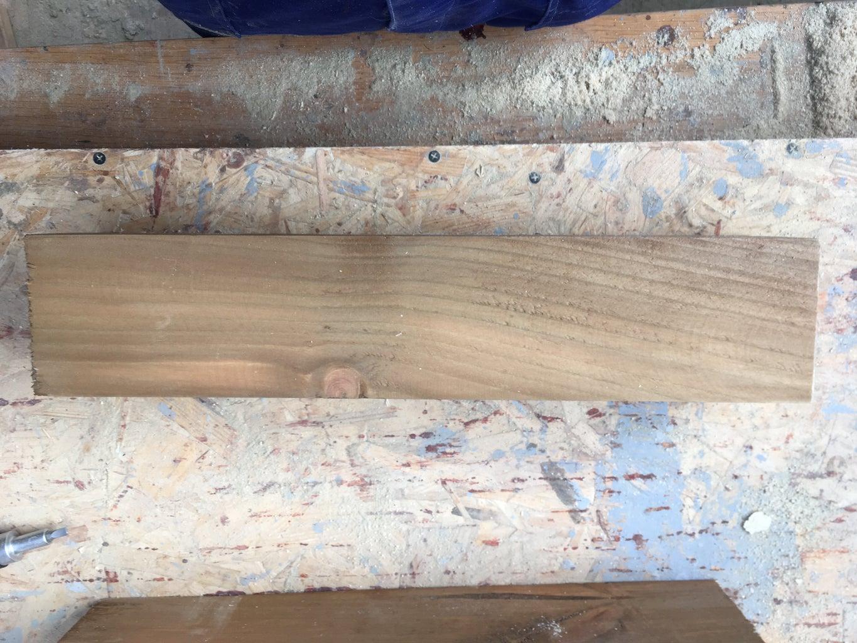 Making the Struts (diagonal Braces)