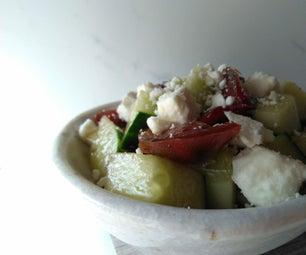 希腊融合沙拉