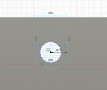 Design Process - Moving Fixture - Clamp Screw Nut Insert