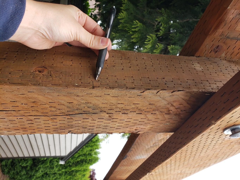 Swing Arbor Board Installation Part 1