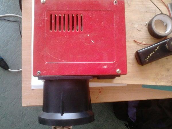 Homemade Electrical Heater/Diy Heater