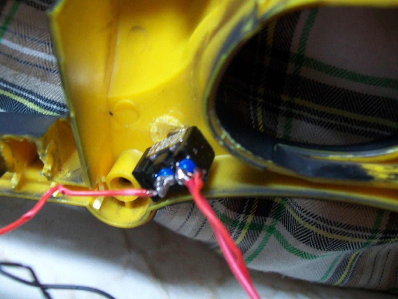 Install Switch for Lazer