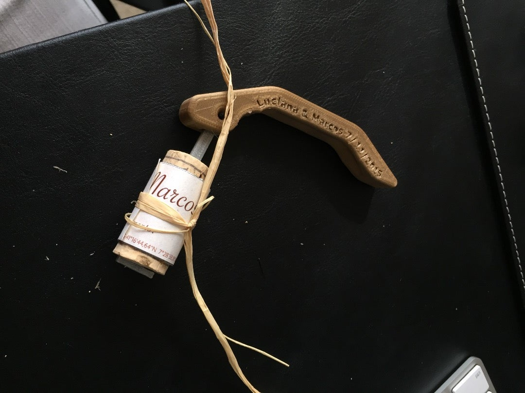 Print and Assembly the Corkscrew