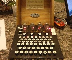 Make Your Own Enigma Replica
