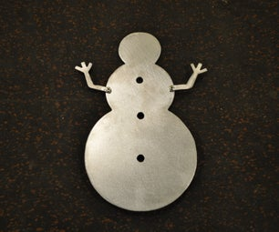 Wanna Build a Metal Snowman?