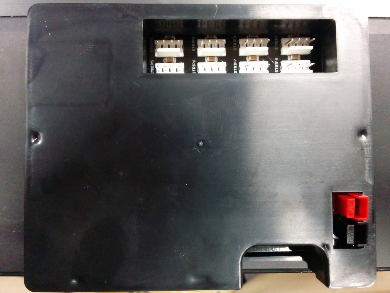 Setup the Pixel Pusher Hardware