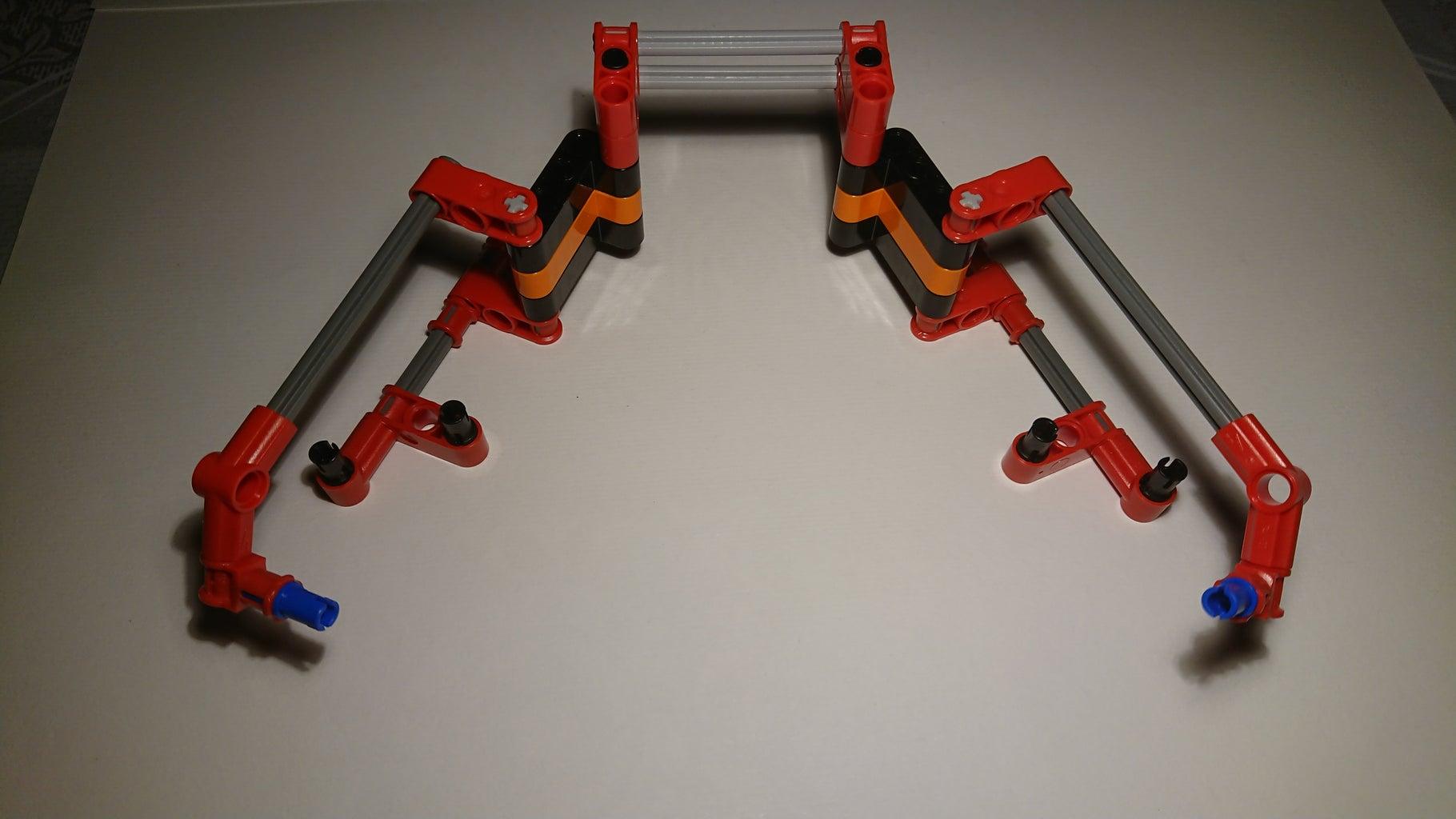 "Build the ""exoskeleton"""
