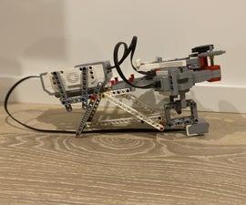 LEGO Airplane Launcher