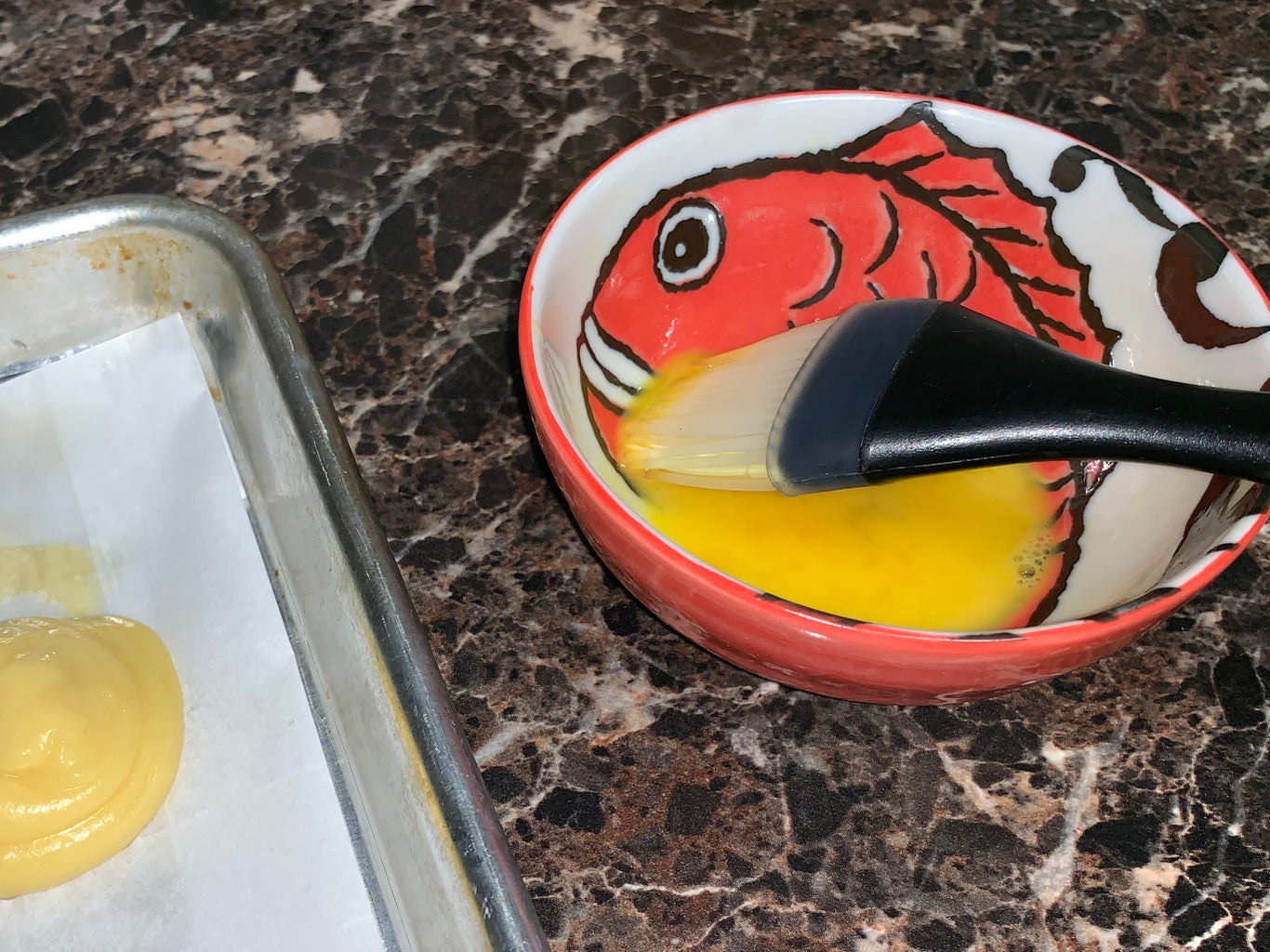 Egg Wash