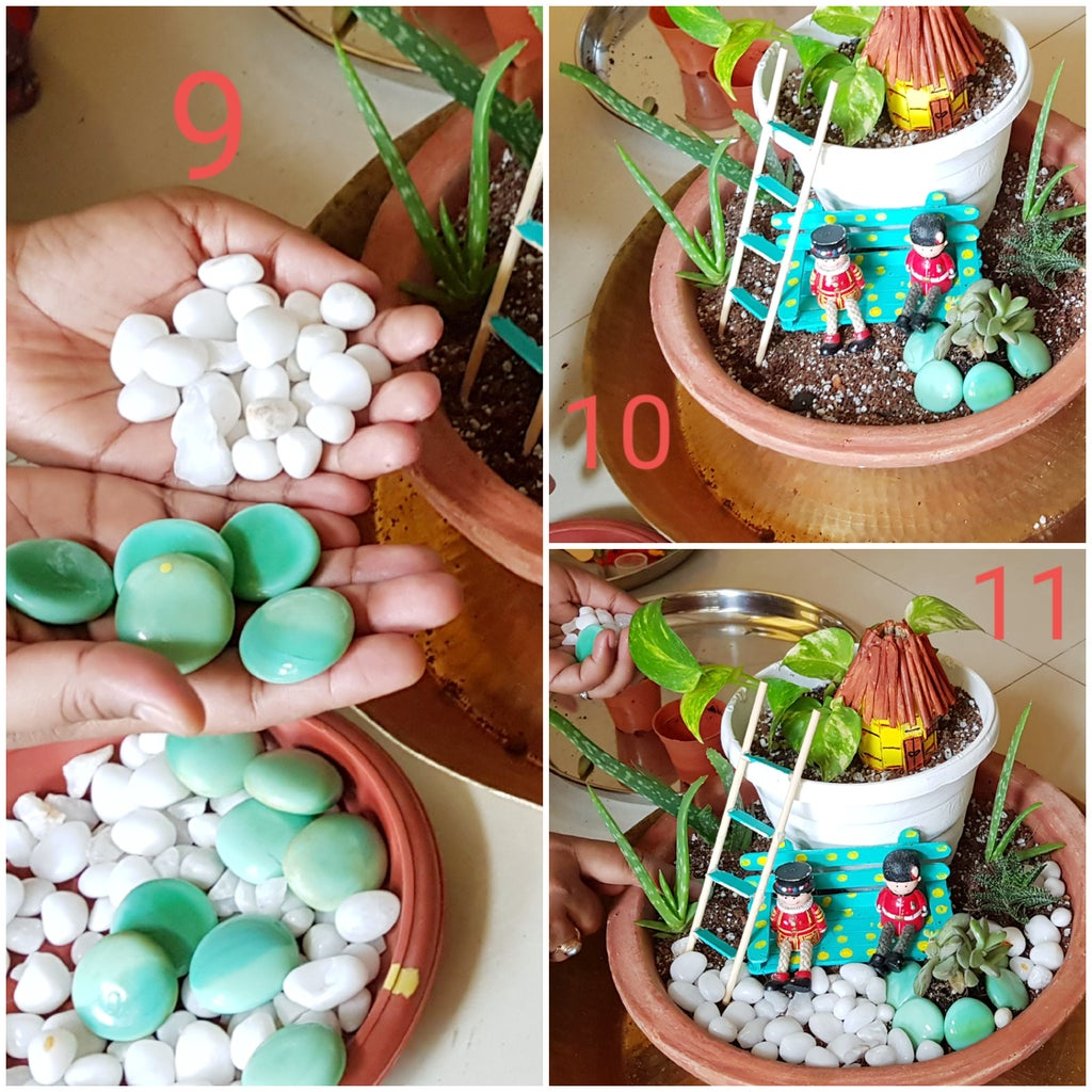 Decorate Your Mini Garden
