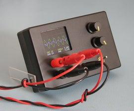 Dual Trace Oscilloscope