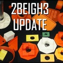 2BEIGH3 3D Printer Update and call for Testers