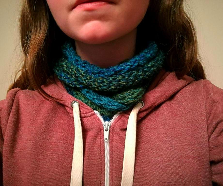 Super Simple Finger Knitting