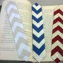 Marca-páginas / Book mark Chevron