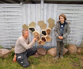 Emergent Insect Hotels
