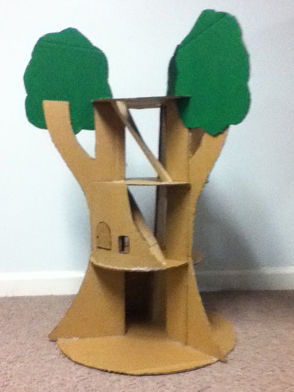 The Cardboard Treehouse