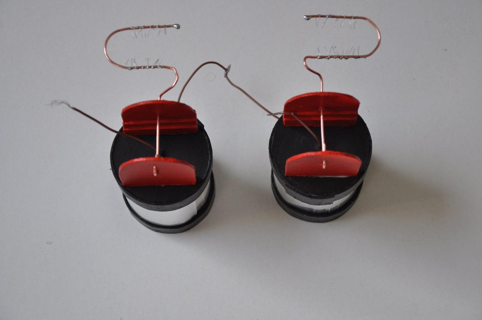 The Leyden Jars