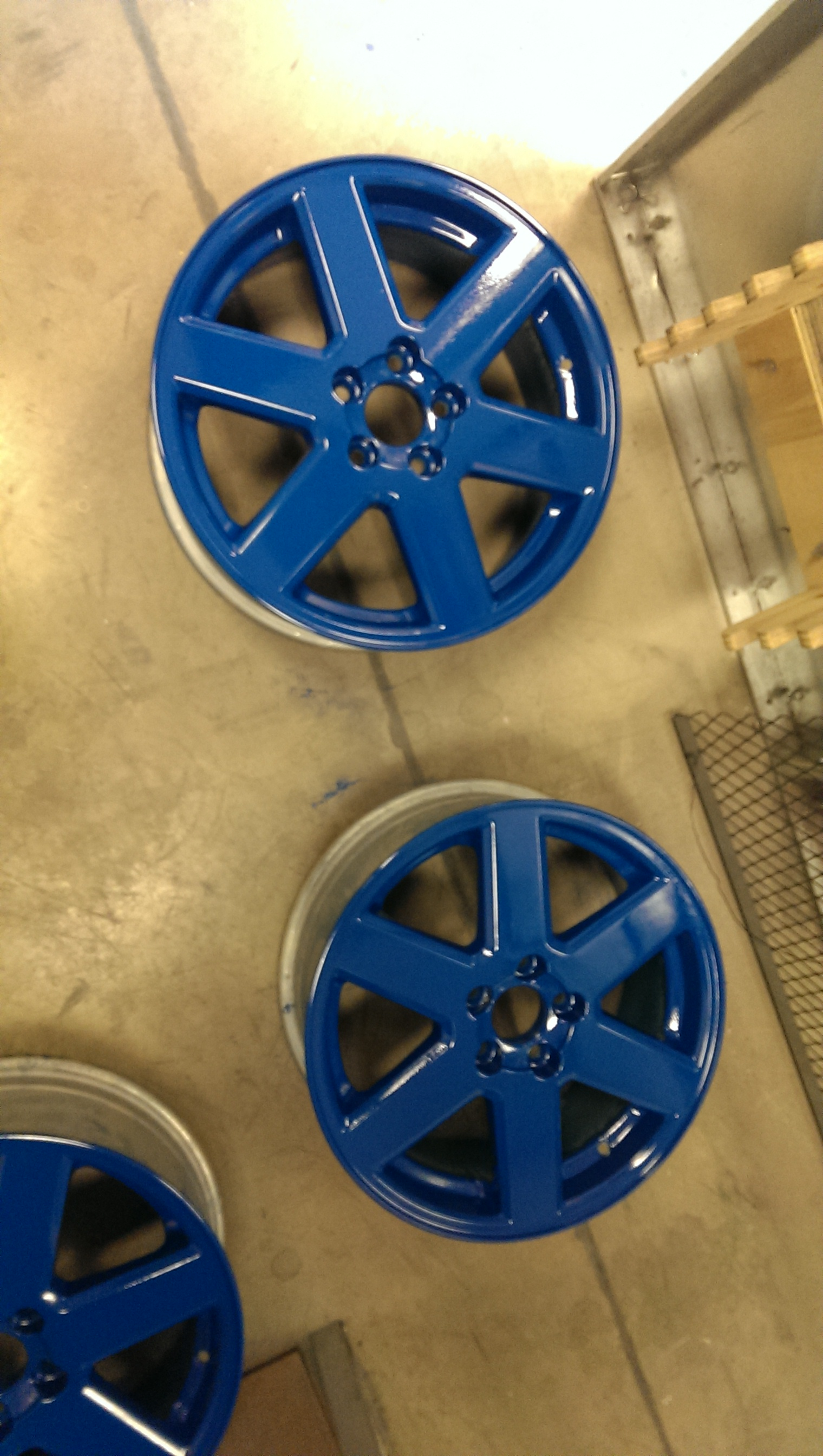 How To: Refinish Wheels at Techshop