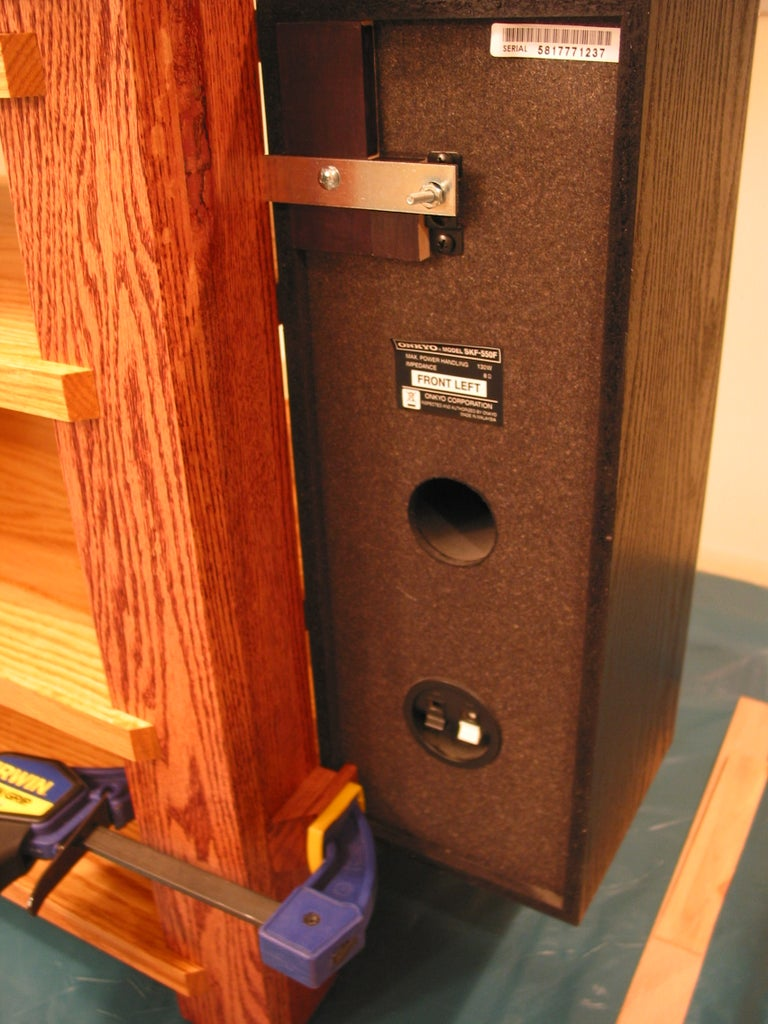 Some Pointers on Mounting the Stereo Speakers