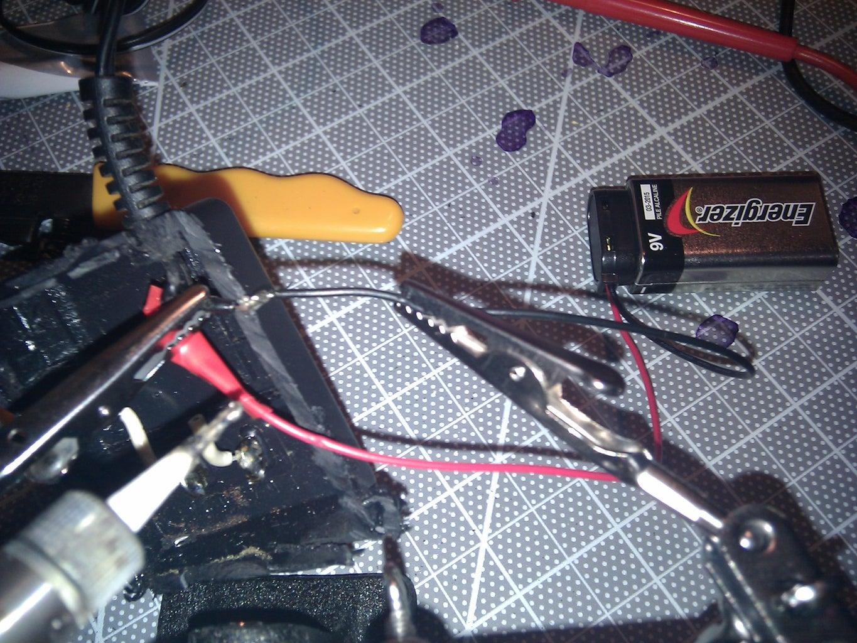 Create the Sensor Probe