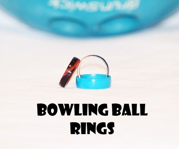 Bowling Ball Rings