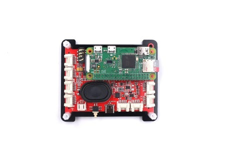 PI and SPI Driver Screen
