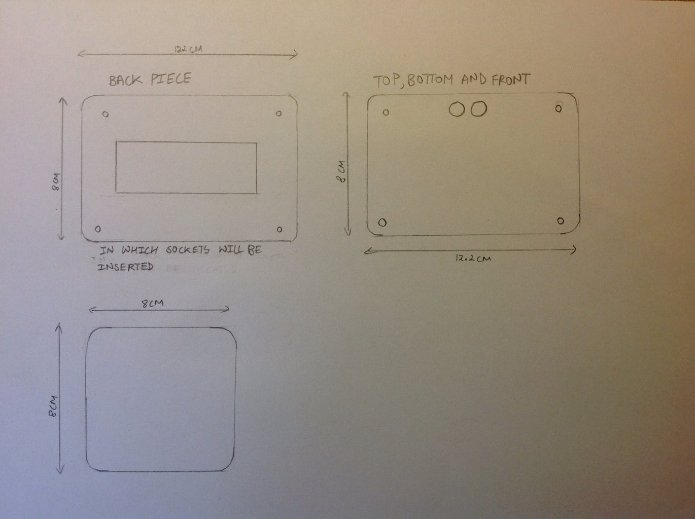 My Concept, Design and Why I Made It