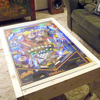 LED Pinball Table