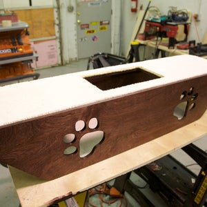 How to Make Hand Crafted Cat Shelving or Cat Wall