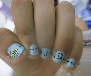 Honeybee Nails