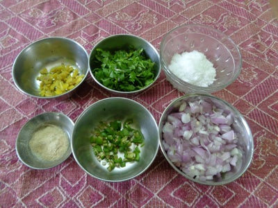 Mix All Ingredients