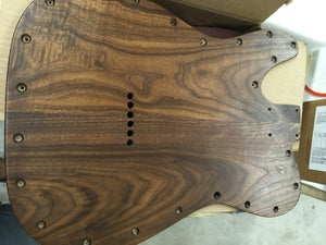 Making the Back Plate