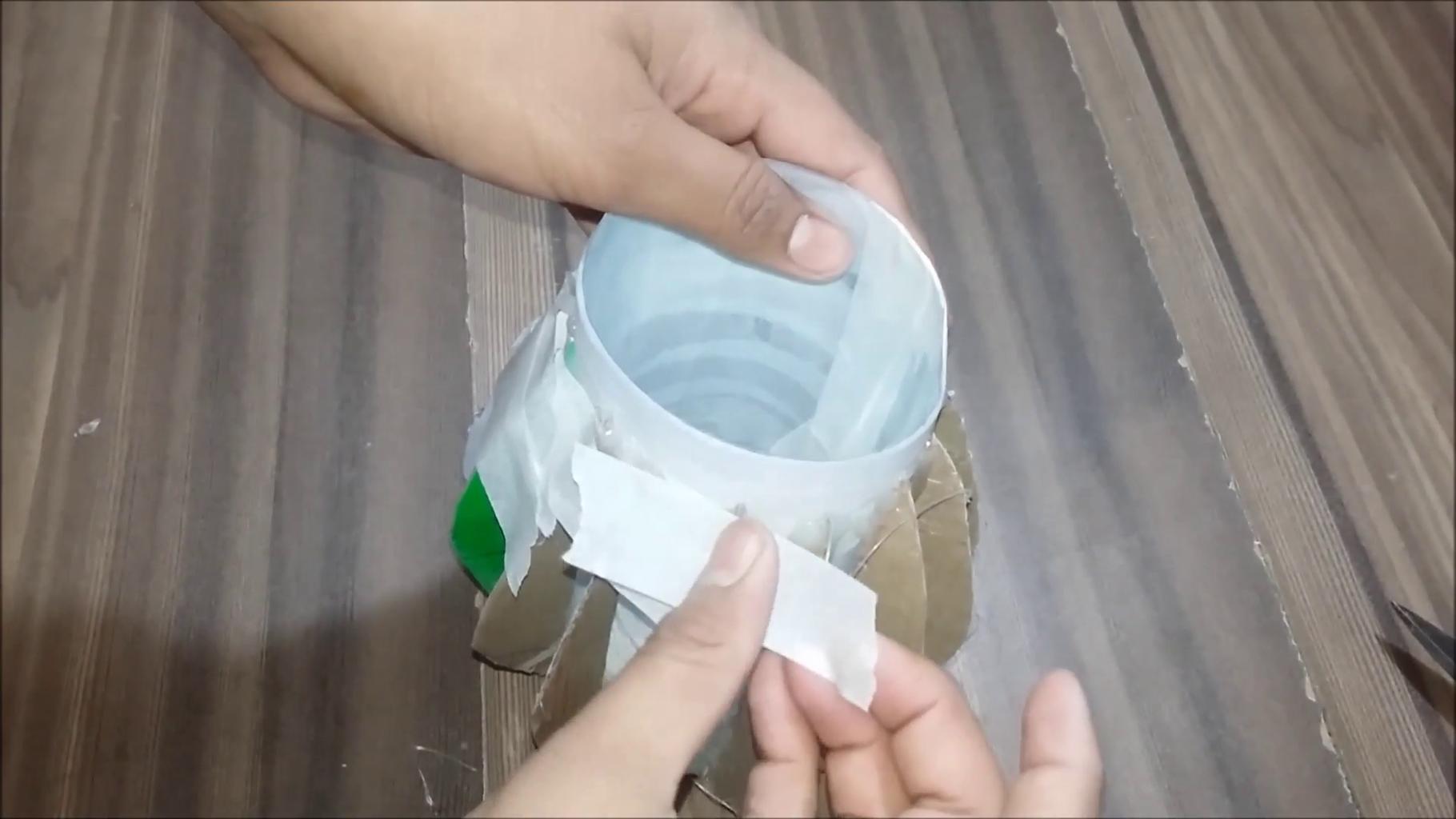 Making Design of Vase