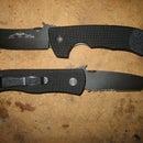 Grip Tape For Folding Knives
