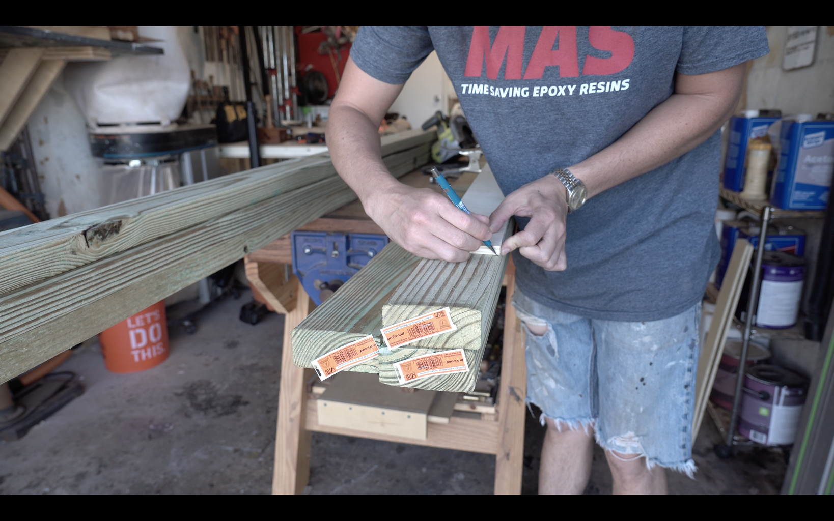 Cutting Your Joists