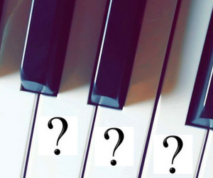 How to Find Treble and Bass Clef Notes on the Piano Keyboard