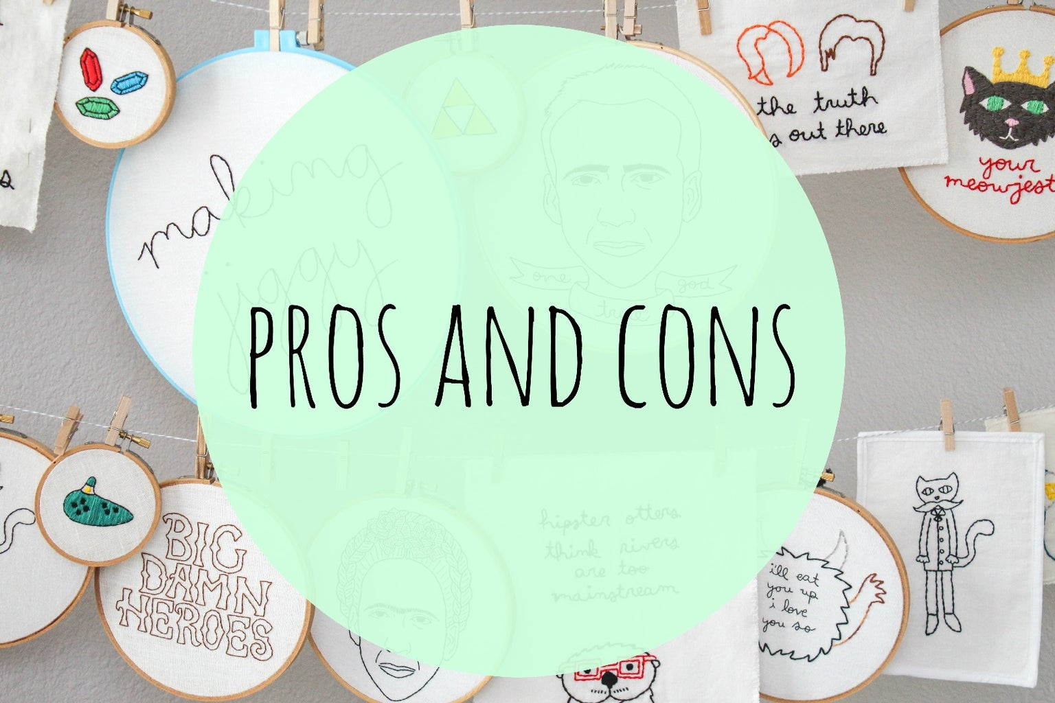 Pros and Cons of Handmade at Amazon