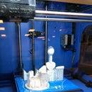 3D Printer Character Metaphors