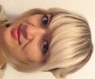 Sideswept Bangs for Thick Hair