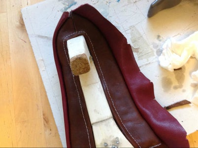 Fitting the Leather