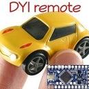 Hackable Remote Control for ZenWheels Microcar