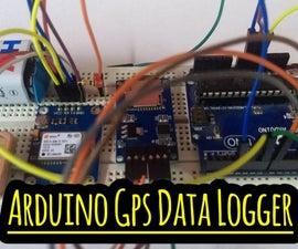 Arduino GPS Data Logger