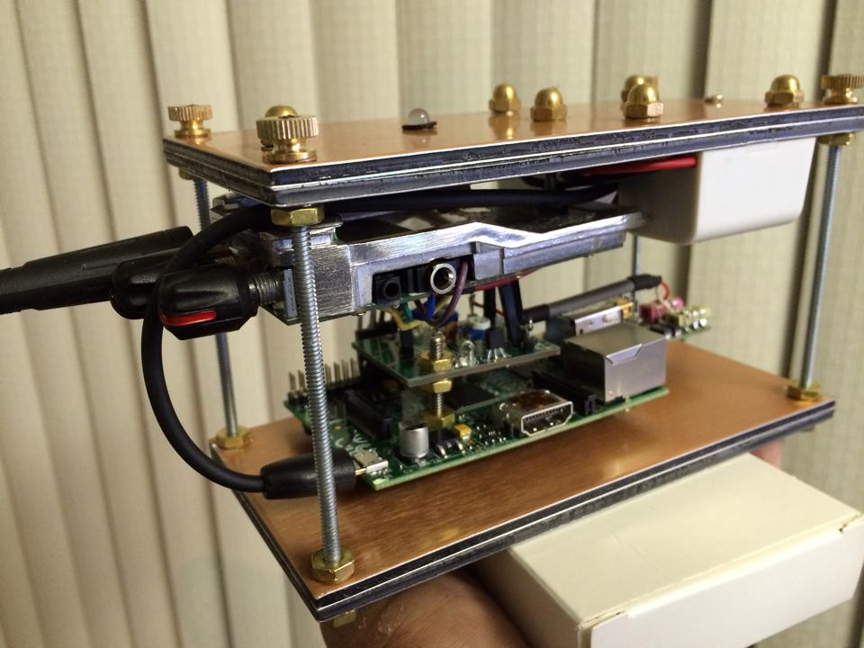 Raspberry Pi for Amateur Radio VOIP (Echolink) Part 1,2 and 3