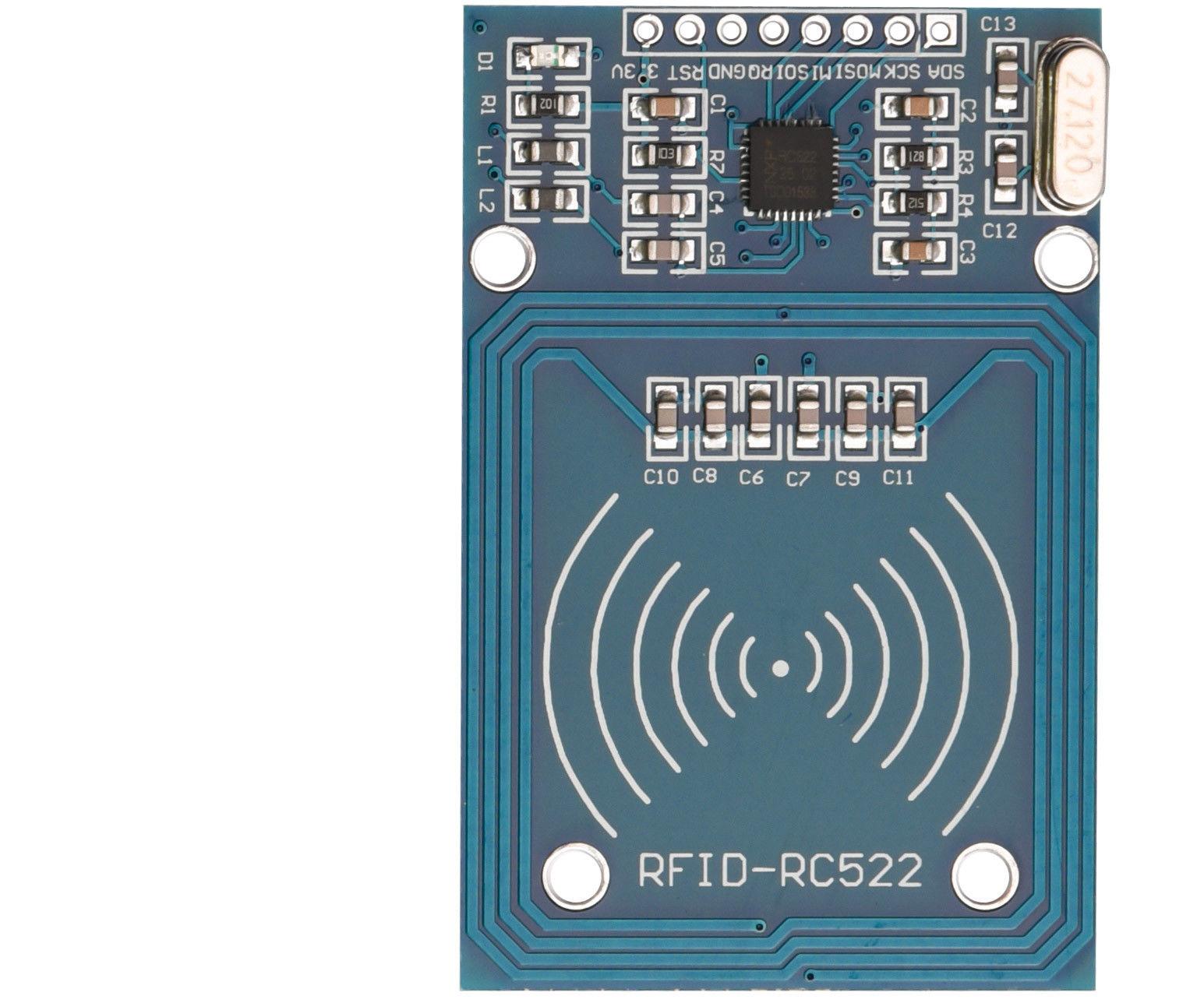 Arduino RC522 Basics