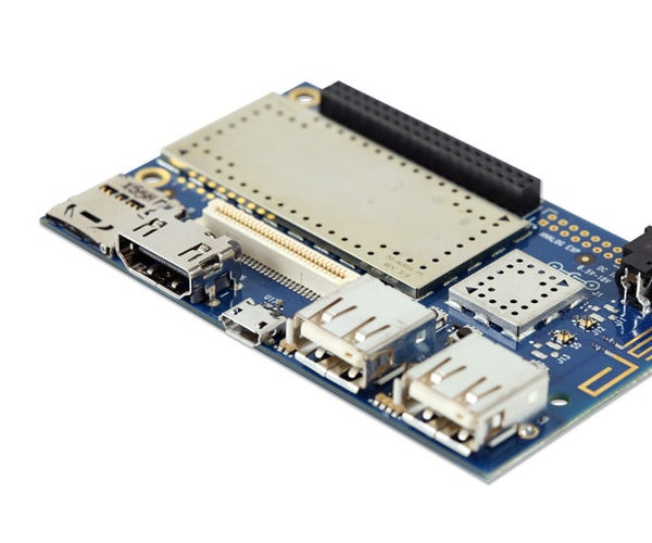 Dragonboard and AWS IoT - Python