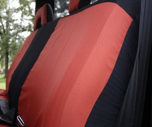 Build Your Own Car Seat Covers