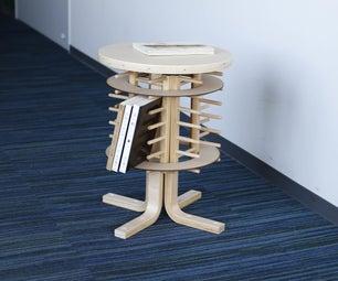 IKEA Hack : Bedside Table