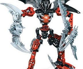 How I Update Lego Mech Sets
